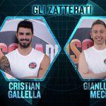 Isola dei famosi 2016, arrivano in zattera Cristian Gallella e Gianluca Mech