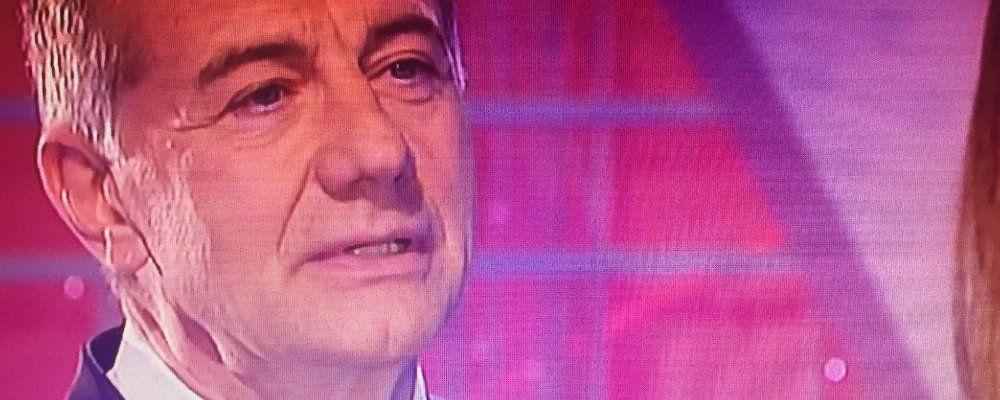 Michele Cucuzza a Verissimo: 'In tutte le stagioni della vita c'è spazio per l'amore'