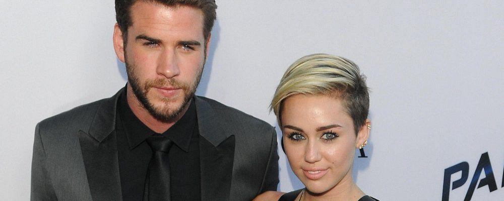 Liam Hemsworth ha chiesto il divorzio da Miley Cyrus
