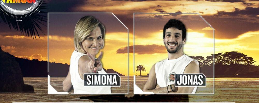 Isola dei famosi, Simona Ventura a Jonas: 'Tornatene a casa'. Lui 'razzista'