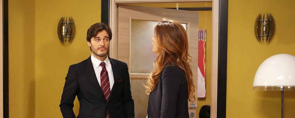 Non dirlo al mio capo, su Rai1 Vanessa Incontrada mamma single 'benedetta' da Don Matteo