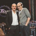 Top Gear Italia, tra Porsche e Lamborghini spunta la Papamobile