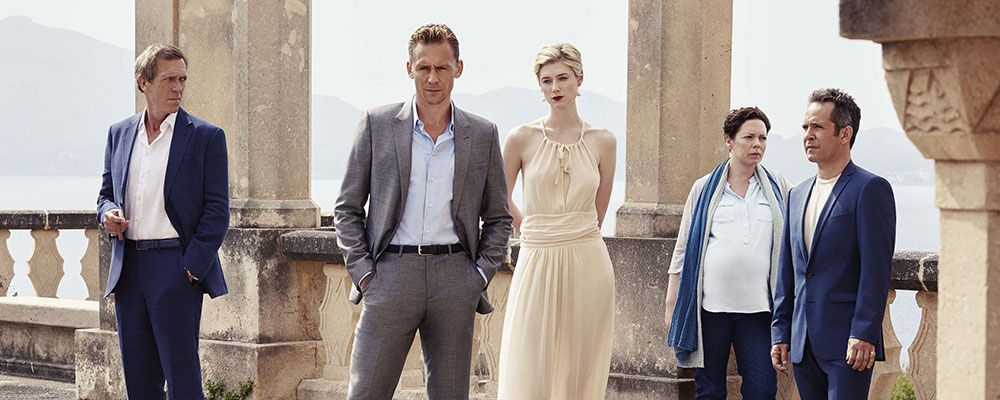 The night manager, c'è House ma non è House