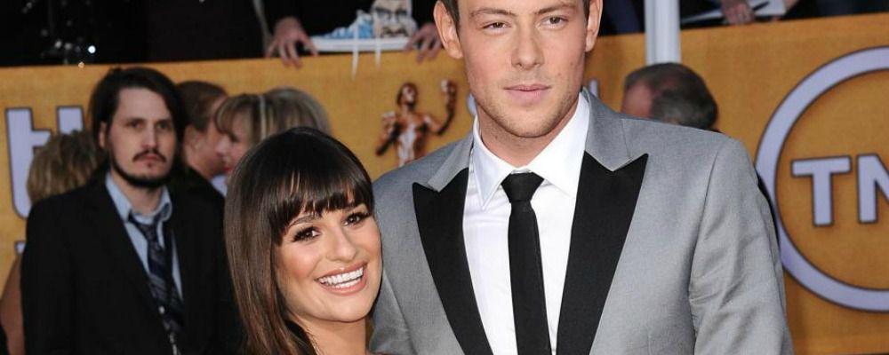 Glee, Lea Michele: 'Con Cory Monteith i migliori ricordi della mia vita'