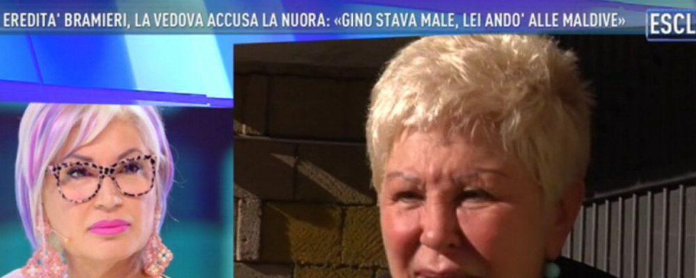 Domenica Live, proseguono le liti sull'eredità di Gino Bramieri