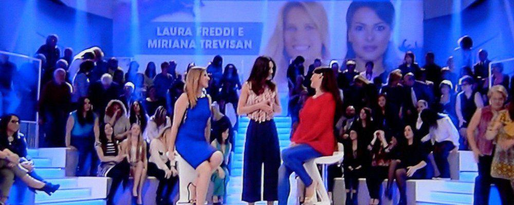 Da non è la Rai a Verissimo: Miriana Trevisan e Laura Freddi da Silvia Toffanin