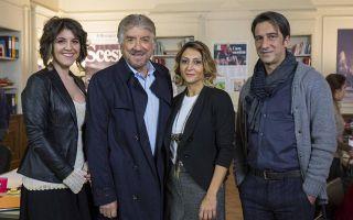 Una pallottola nel cuore 2, le immagini con Gigi Proietti, Licia Maglietta e Marco Marzocca