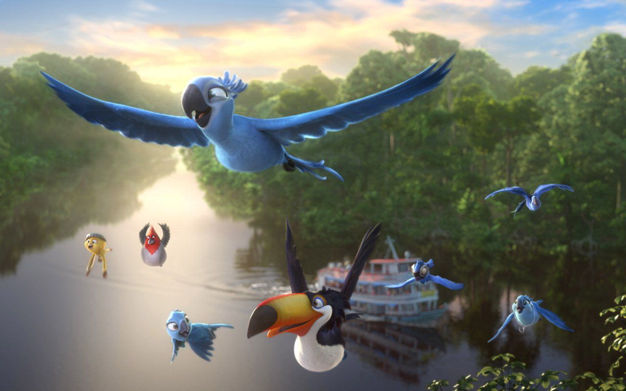 Rio 2 Missione Amazzonia Trailer Trama E Curiosita Sul Film D Animazione Tvzap