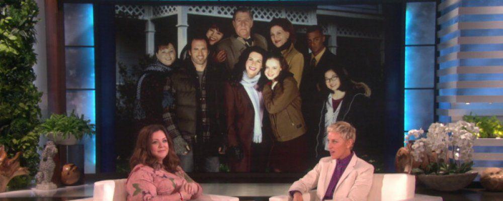 Una mamma per amica, Melissa McCarthy, Sookie, torna nel cast delle Gilmore Girls