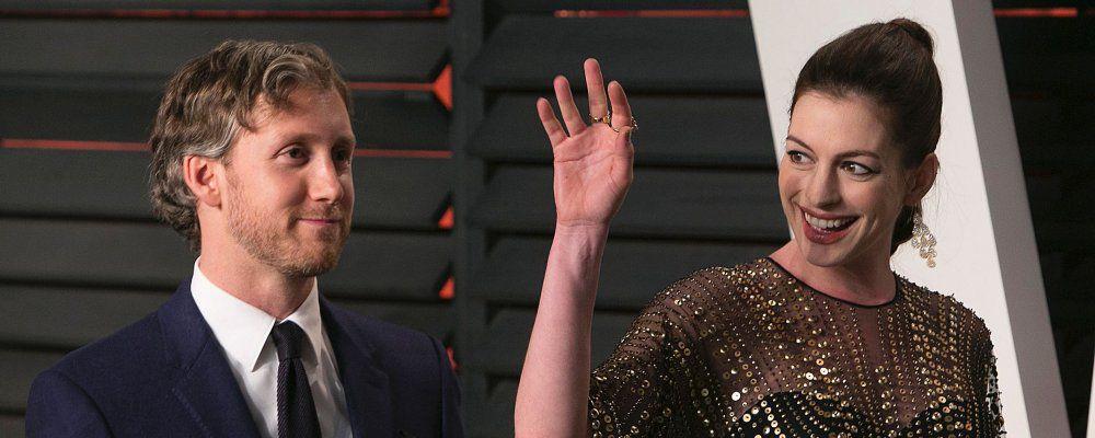 Anne Hathaway è diventata mamma: il piccolo si chiama Jonathan Rosebanks