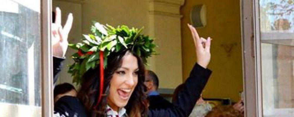 Grande Fratello, Federica Lepanto si laurea e festeggia sui social