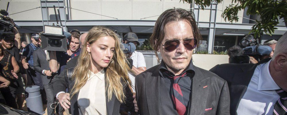 Johnny Depp e Amber Heard è divorzio per 'differenze inconciliabili'
