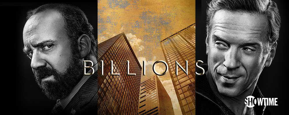 Billions, il ritorno di Damian Lewis (il roscio di Homeland)