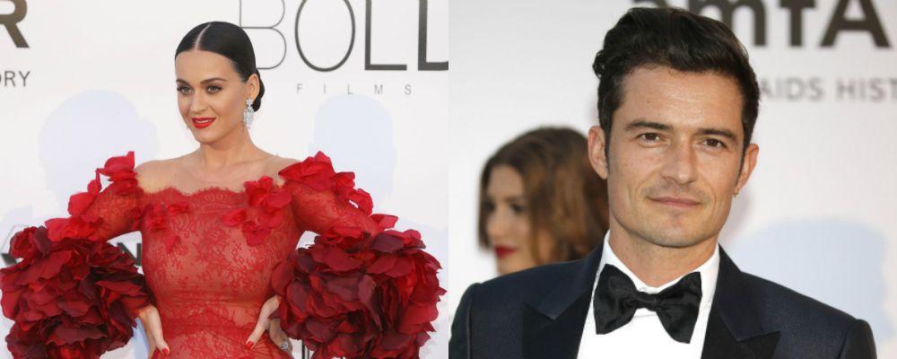Katy Perry e Orlando Bloom, il red carpet ufficializza il ritorno di fiamma
