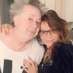 Naike Rivelli e la foto con lo 'zio' Lele Mora