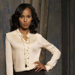 New entry per Una mamma per amica, Scandal ridotto per la gravidanza di Kerry Washington
