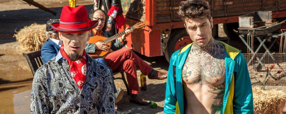 Fedez e J Ax insieme per il nuovo singolo: 'Vorrei ma non posto'