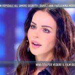 """Nina Moric torna in tv: """"Nulla contro il Molise, la gente non capisce"""""""
