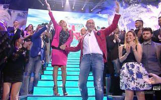 Isola dei famosi 2016, Giacobbe Fragomeni ha vinto la finale del 9 maggio