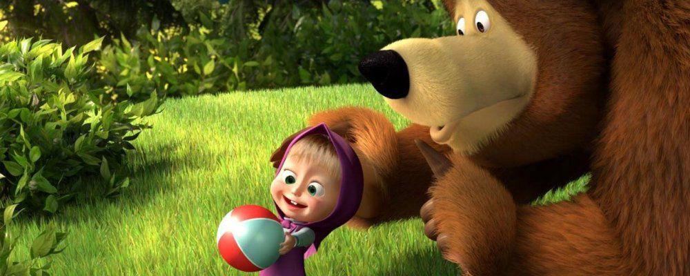Le storie di Masha: in arrivo lo spin-off di Masha e Orso