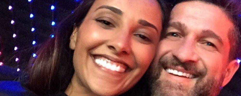Edoardo Stoppa e Juliana Moreira secondo figlio in arrivo