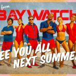 Baywatch il film: riprese terminate, ecco la prima foto ufficiale