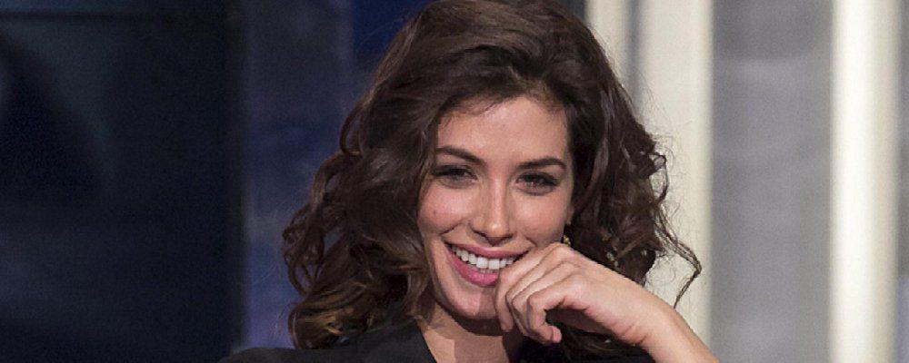 Giulia Michelini, la foto da giovanissima neomamma per il compleanno del figlio Giulio Cosimo