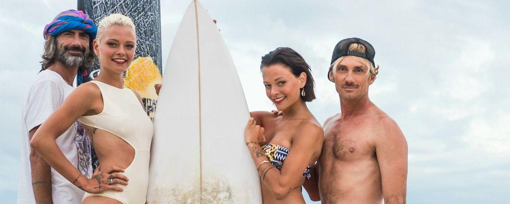 Italian Pro Surfer, arriva il primo talent su tavola condotto da Le Donatella