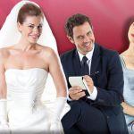 Ascolti tv, Vanessa Incontrada regina con Ti sposo ma non troppo