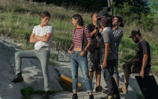 Hundred to Go, le foto della miniserie Fox con Cesare Bocci e Marianna Di Martino