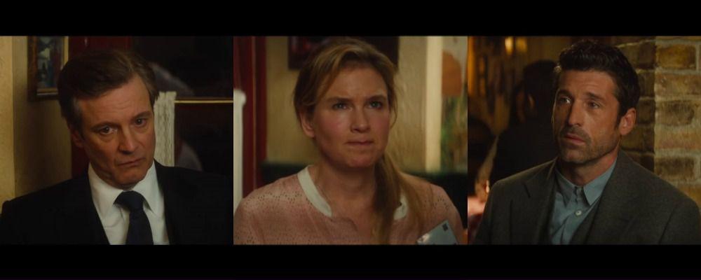 Bridget Jones, altro che sfigata: divisa tra Colin Firth e Patrick Dempsey
