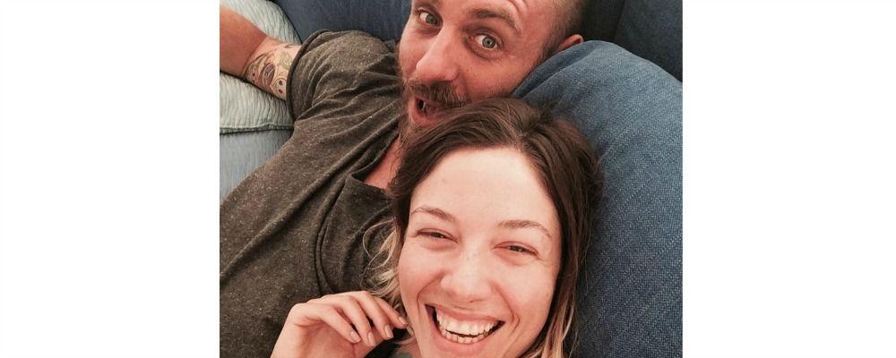 Sarah Felberbaum e Daniele De Rossi, in arrivo un maschietto