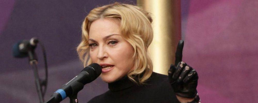 Madonna, vacanze in Puglia: una foto la 'tradisce'