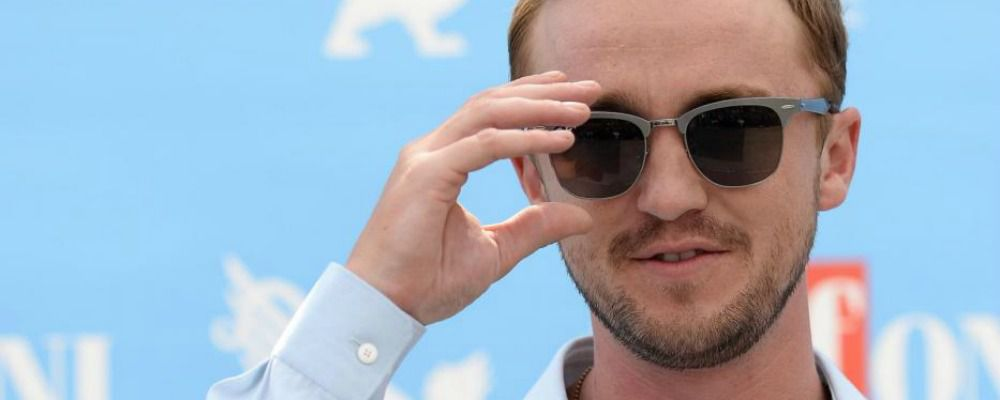Tom Felton da Harry Potter al nuovo Flash