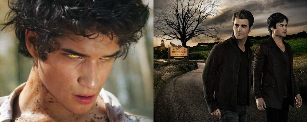 The Vampire Diaries e Teen Wolf cancellate: tempi duri per vampiri e licantropi