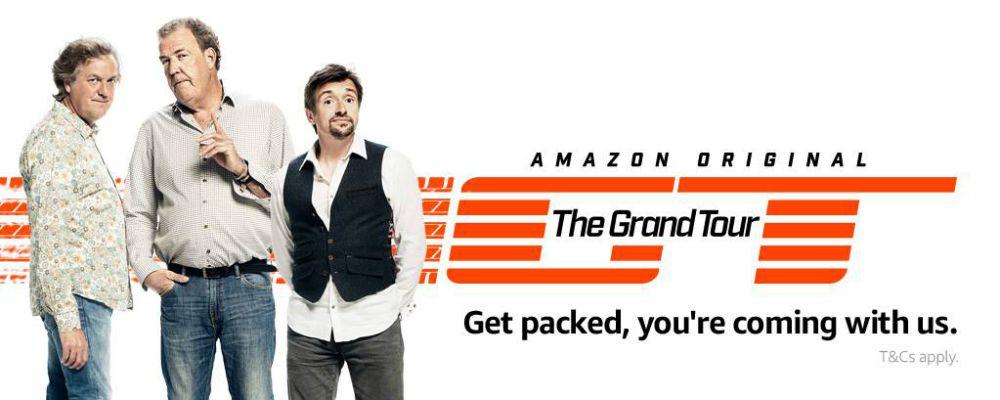 The Grand Tour, il ritorno di Jeremy Clarkson e soci dopo Top Gear: i primi video