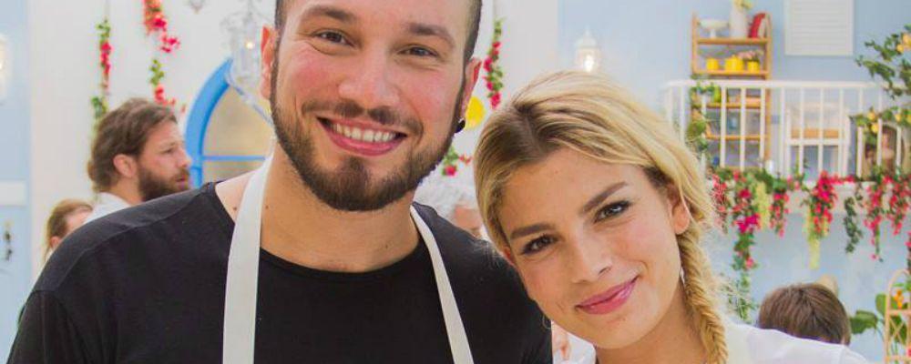 Bake Off Italia Celebrity Edition: ai fornelli per Emergency Antonino Spadaccino e Emma Marrone