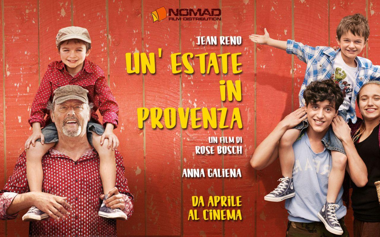 Un'estate in Provenza: trama, cast e curiosità del film con Jean Reno e Anna Galiena