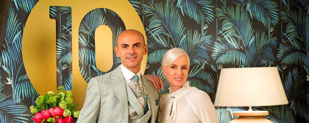 """bc0944ee0022 Ma come ti vesti  Enzo Miccio e Carla Gozzi  """"Scoviamo i malvestiti ..."""