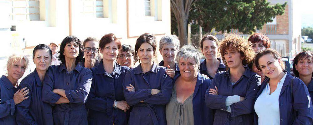 Rimbocchiamoci le maniche, Sabrina Ferilli: 'Sarò Angela, sindaca in lotta contro la rassegnazione'