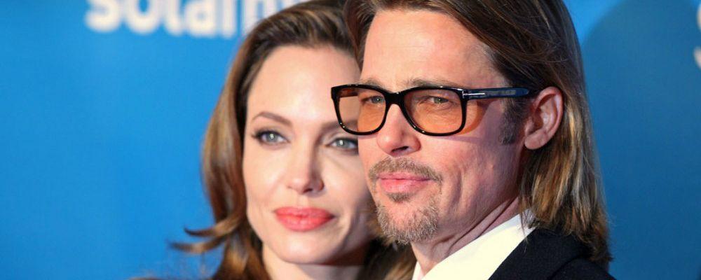 Angelina Jolie e Brad Pitt: divorzio entro l'anno