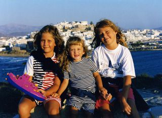 Come eravamo, le star da piccole: da Aurora Ramazzotti a Belen Rodriguez