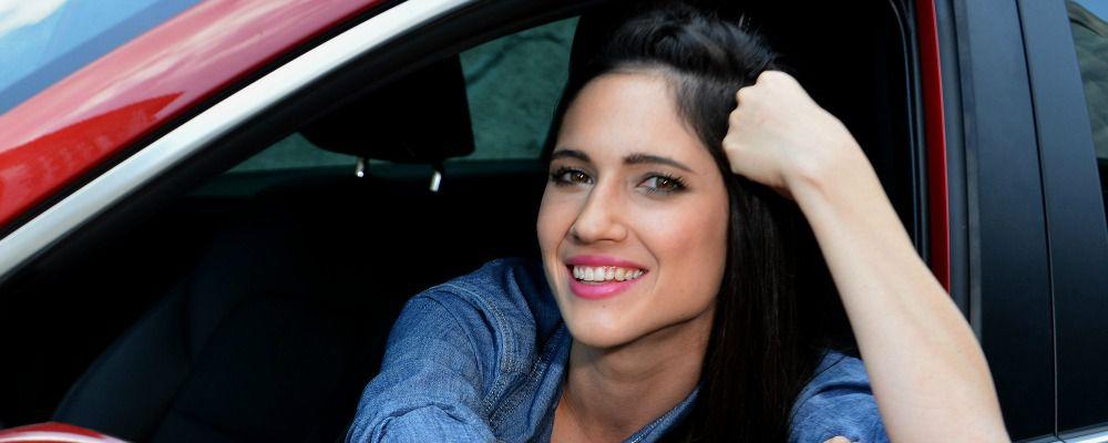 Singing in the Car, Lodovica Comello autista d'eccezione per Valerio Scanu e colleghi