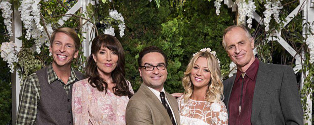The Big Bang Theory, la prima foto del matrimonio di Penny e Leonard nella stagione 10