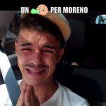 Le Iene, scherzo pesante a Moreno: il rapper scoppia in lacrime