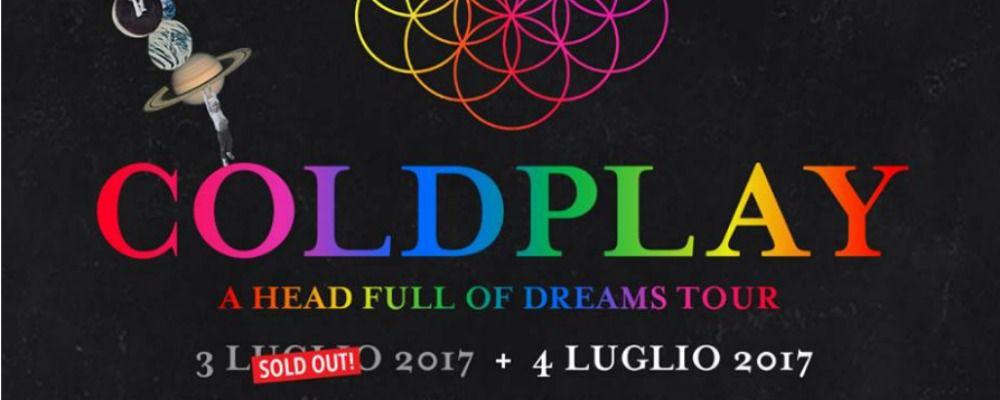 Biglietti Coldplay, TicketOne mostra i compratori alle Iene