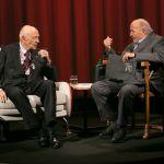 L'intervista, Giorgio Napolitano ospite di Maurizio Costanzo