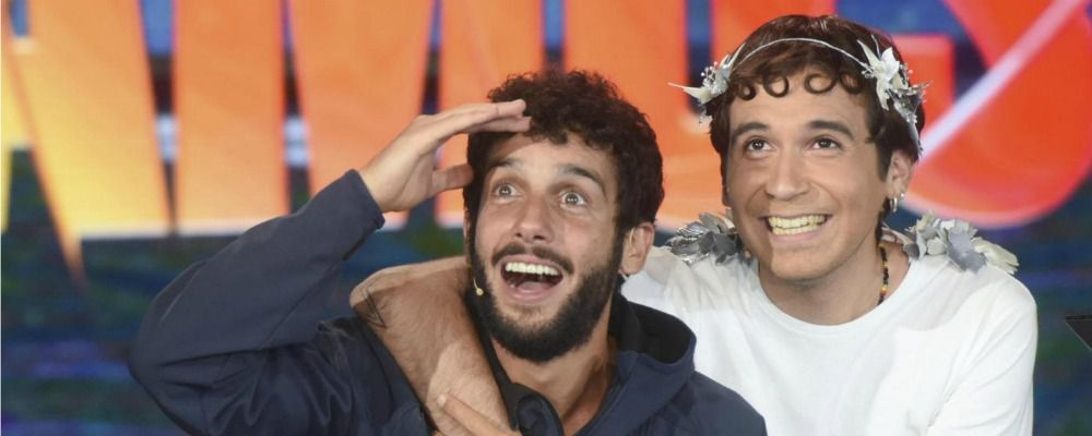 Grande Fratello Vip, Jonas Berami sostiene Bosco Cobos su Instagram