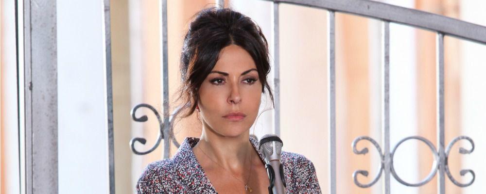 L'amore strappato, Sabrina Ferilli protagonista di un dramma familiare