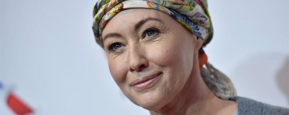 Shannen Doherty dopo la chemioterapia: 'La speranza è possibile'